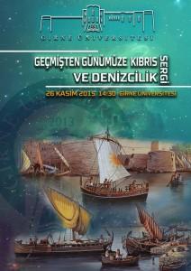 """Girne-Üniversitesi'nin-İlk-Sergisi-""""Geçmişten-Günümüze-Kıbrıs-ve-Denizcilik""""-Sergisi-Açılıyor…-1"""